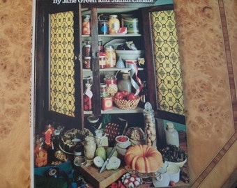 The Gift Givers Cookbook, 1971,  Nana's Vintage Shop on Etsy
