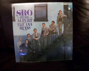 SRO, Herb Alpert & The Tijuana Brass, Vinyl LP Album, Nanas Vintage Shop On Etsy