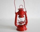 SALE Small Red Lantern