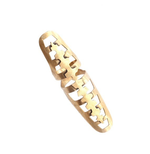 Artemis 18k Gold Vermeil Ring