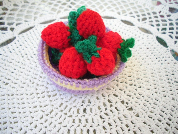 Strawberries...Reserved for Dawitchi