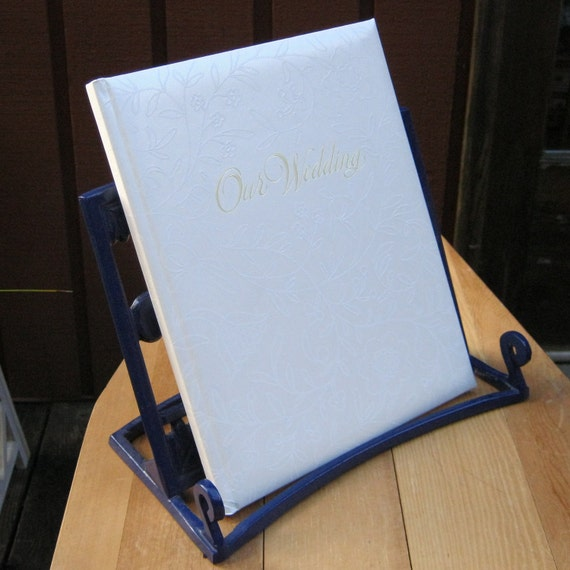 Hallmark Wedding Album: Hallmark Wedding Keepsake Book From 1980's In Original Box
