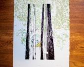 Nicholas - limited edition silkscreen print - portrait