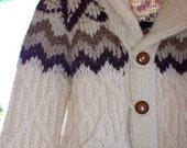 winter vespa sweater