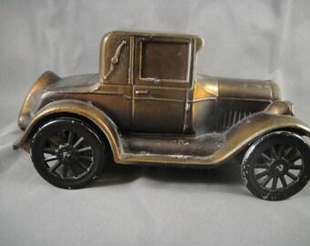 Banthrico Metal Bank 1926 Pontiac
