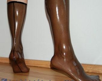 Simple Latex Socks