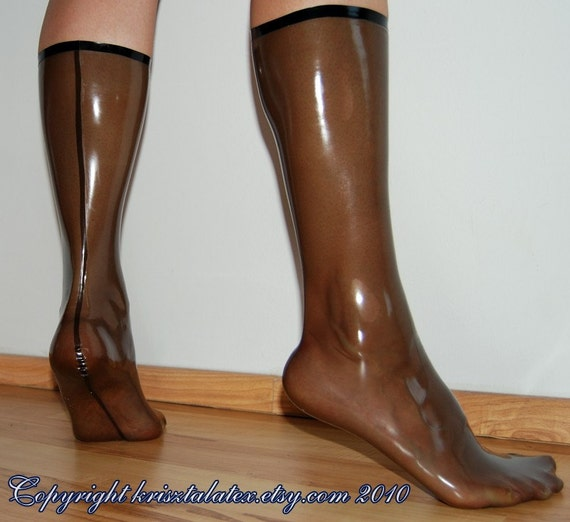 Simple Latex Socks