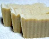 Honey Vanilla Soap with Beeswax