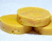 Coconut Milk Soap with Lemon Orange Scent