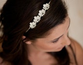 Bridal Tiara,  Wedding Headband, bridal headband,  Wedding hair accessories, sparkle Rhinestones, head piece,