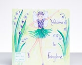 Fairy Land Coloring book