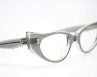 cat eye glasses vintage cateye frames eyeglasses