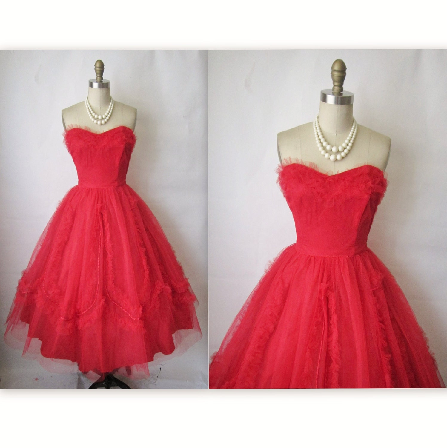 50 S Vintage Prom Dresses - Cocktail Dresses 2016