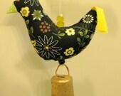 Moon Flower Bird Bell