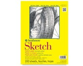Strathmore 300 Series Sketch Pad,11 x 14