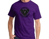 Dodgeball Purple Cobras Globo Gym XXL  tshirt shirt funny