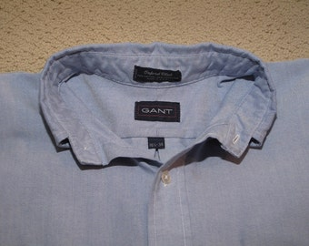 vintage GANT oxford long sleeve shirt