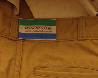 winchester duck cloth hunting pants