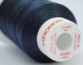 Polyester 40  Machine Embroidery Thread -- 61422 Slate Blue | Light Indigo