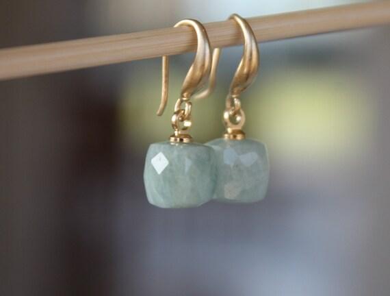 Aquamarine Sugarcube Drops