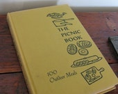 The Picnic Book- 100 Outdoor Meals by Marian Tracy