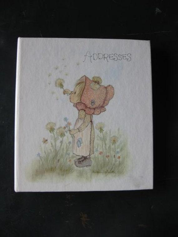 Hallmark Betsey Clark Address Book
