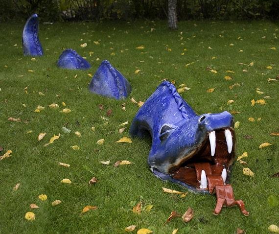 Items Similar To Sea Dragon Garden Sculpture On Etsy
