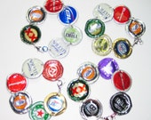 Multicolor Bottle Cap Bracelet (multi)