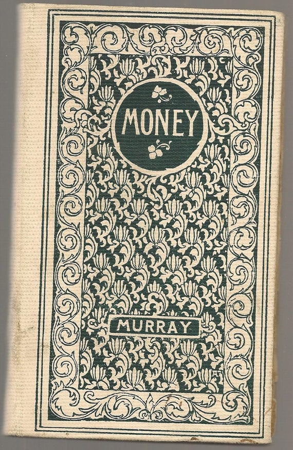 Money - Thoughts for Gods Stewards by Rev. Andrew Murray RARE BOOK