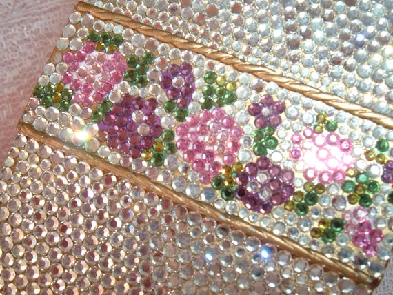 Designer Swarovski crystal box by   Landau Michaelere