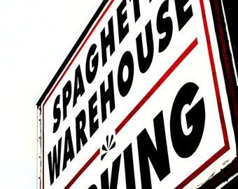 Spaghetti Warehouse - San Antonio - Fine Art Photography 8 x 10