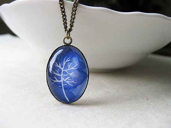 FREE WORLDWIDE SHIPPING - Whimsical Tree Necklace