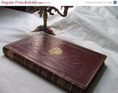 Gift Ideas On SaLe Stunning Antique Book Legends Biographies French Illustrated