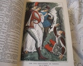 Vintage Book The Complete Works of Shakespeare 1960 Illustrated