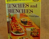 """Vintage BH&G """"Lunches and Brunches"""" Cookbook"""