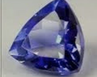 One Trillion Bright Blue Lab Created Sapphire (3x3-11x11mm)