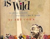 Joe E. Lewis: The Joker is Wild Art Cohn 1957 PB Bantam F1647