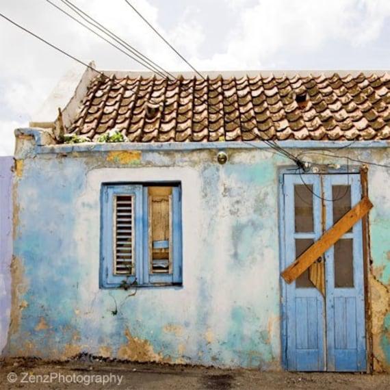 Caribbean Home Decor: Caribbean House Caribbean Wall Art Door By ZenzPhotography