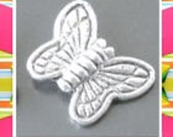 CLEARANCE -Butterfly Beads or Spacers