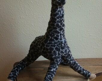 Plush Floppy Giraffe