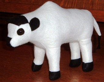 Custom Plush Bovines