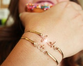 "Double Gold Filled ""f-ck it"" Bracelets"