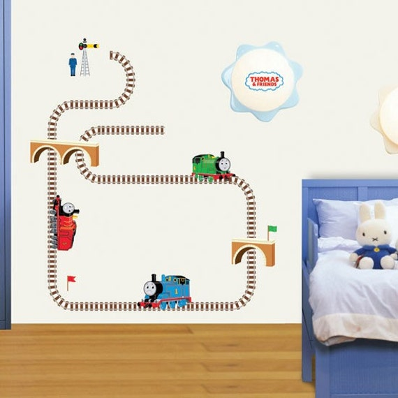Thomas and Friends Wall Sticker