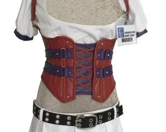 Harley Quinn Arkham Alylum Costume