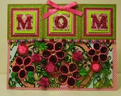 horizontal mothers day card
