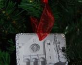 Ornament - St. Rita of Cascia Church, Chicago