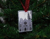 Ornament - Holy Name Cathedral, Chicago, Illinois
