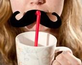 Classy Stache - Moustache Straws (pack of 4)