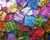 100 Van Gogh Mosaic Tiles Heaven Kiss Mix Handcut Glass Tile