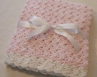 Shiny Shell Baby Blanket